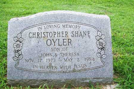 OYLER, CHRISTOPHER SHANE - Benton County, Arkansas | CHRISTOPHER SHANE OYLER - Arkansas Gravestone Photos