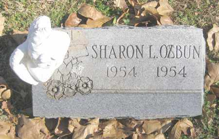 OZBUN, SHARON L. - Benton County, Arkansas | SHARON L. OZBUN - Arkansas Gravestone Photos