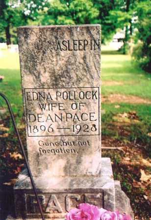 PACE, EDNA P. - Benton County, Arkansas | EDNA P. PACE - Arkansas Gravestone Photos