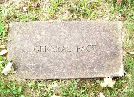 PACE, GENERAL - Benton County, Arkansas | GENERAL PACE - Arkansas Gravestone Photos
