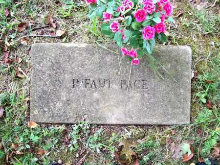 PACE, INFANT - Benton County, Arkansas | INFANT PACE - Arkansas Gravestone Photos