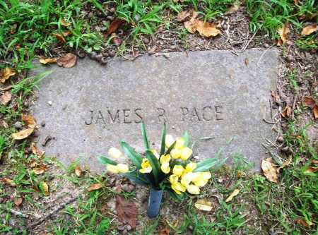 PACE, JAMES R. - Benton County, Arkansas | JAMES R. PACE - Arkansas Gravestone Photos