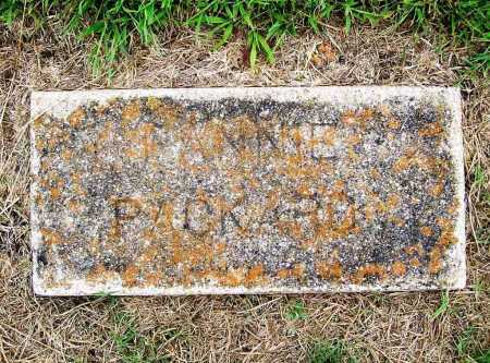 PACKARD, FANNIE - Benton County, Arkansas | FANNIE PACKARD - Arkansas Gravestone Photos