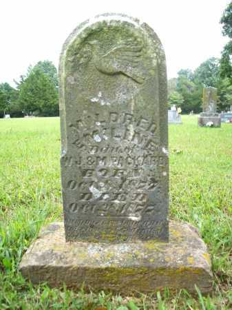 PACKARD, MILDRED EMILINE - Benton County, Arkansas | MILDRED EMILINE PACKARD - Arkansas Gravestone Photos