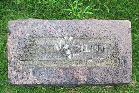 PALMER, NELLIE - Benton County, Arkansas | NELLIE PALMER - Arkansas Gravestone Photos
