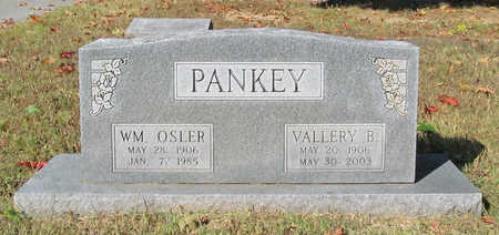 PANKEY, WILLIAM OSLER - Benton County, Arkansas | WILLIAM OSLER PANKEY - Arkansas Gravestone Photos