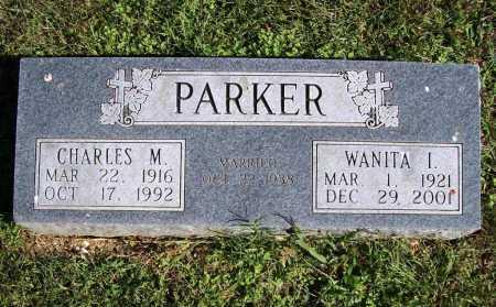 PARKER, WANITA I. - Benton County, Arkansas | WANITA I. PARKER - Arkansas Gravestone Photos