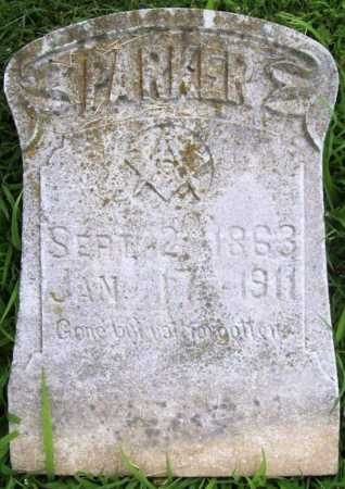PARKER, UNKNOWN - Benton County, Arkansas | UNKNOWN PARKER - Arkansas Gravestone Photos