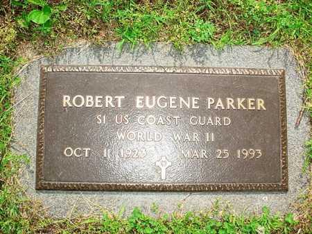 PARKER (VETERAN WWII), ROBERT EUGENE - Benton County, Arkansas | ROBERT EUGENE PARKER (VETERAN WWII) - Arkansas Gravestone Photos