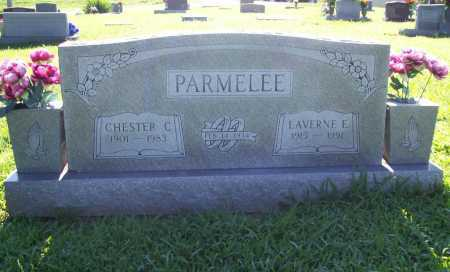PARMELEE, CHESTER C. - Benton County, Arkansas | CHESTER C. PARMELEE - Arkansas Gravestone Photos