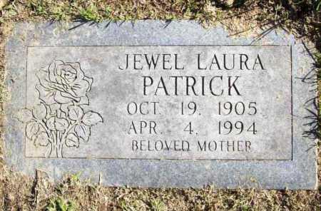 PATRICK, JEWEL LAURA - Benton County, Arkansas | JEWEL LAURA PATRICK - Arkansas Gravestone Photos