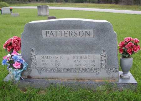 PATTERSON, RICHARD L. - Benton County, Arkansas | RICHARD L. PATTERSON - Arkansas Gravestone Photos