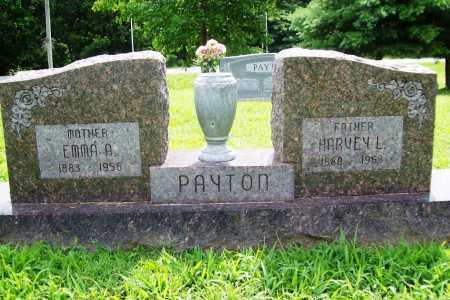 PAYTON, EMMA A. - Benton County, Arkansas | EMMA A. PAYTON - Arkansas Gravestone Photos