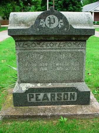 PEARSON, MOTHER - Benton County, Arkansas | MOTHER PEARSON - Arkansas Gravestone Photos