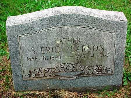 PEARSON, S. ERIC - Benton County, Arkansas | S. ERIC PEARSON - Arkansas Gravestone Photos