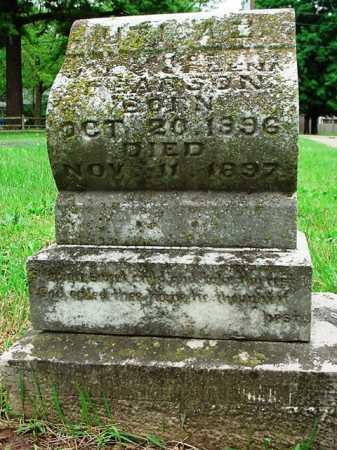 PEARSON, UTICA Z. - Benton County, Arkansas | UTICA Z. PEARSON - Arkansas Gravestone Photos