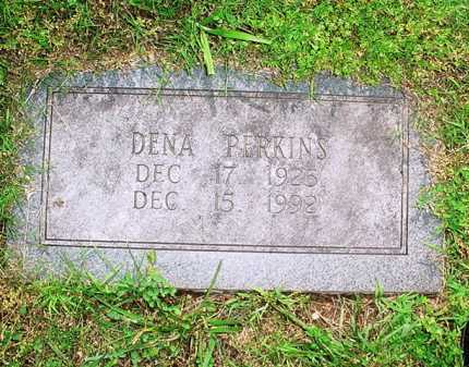 PERKINS, DENA - Benton County, Arkansas | DENA PERKINS - Arkansas Gravestone Photos