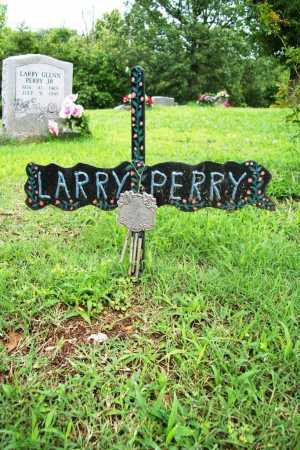 PERRY, LARRY - Benton County, Arkansas | LARRY PERRY - Arkansas Gravestone Photos