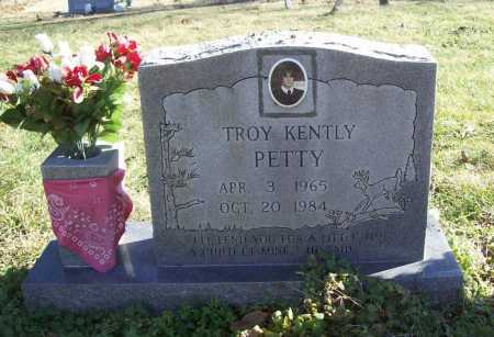 PETTY, TROY KENTLY - Benton County, Arkansas | TROY KENTLY PETTY - Arkansas Gravestone Photos