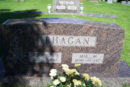 PHAGAN, MAE M. - Benton County, Arkansas | MAE M. PHAGAN - Arkansas Gravestone Photos