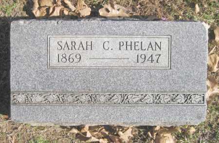 PHELAN, SARAH C. - Benton County, Arkansas | SARAH C. PHELAN - Arkansas Gravestone Photos