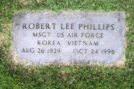 PHILLIPS (VETERAN 2 WARS), ROBERT LEE - Benton County, Arkansas | ROBERT LEE PHILLIPS (VETERAN 2 WARS) - Arkansas Gravestone Photos