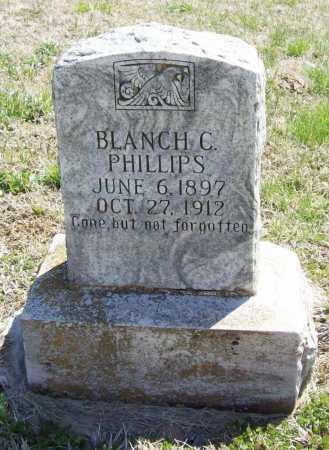 PHILLIPS, BLANCH C. - Benton County, Arkansas | BLANCH C. PHILLIPS - Arkansas Gravestone Photos