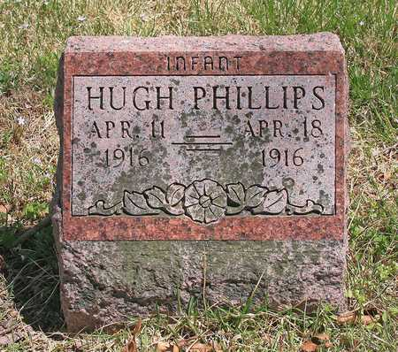 PHILLIPS, HUGH - Benton County, Arkansas | HUGH PHILLIPS - Arkansas Gravestone Photos