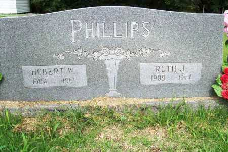 PHILLIPS, RUTH J. - Benton County, Arkansas | RUTH J. PHILLIPS - Arkansas Gravestone Photos