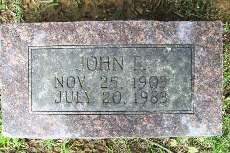 PHILLIPS, JOHN E. - Benton County, Arkansas | JOHN E. PHILLIPS - Arkansas Gravestone Photos