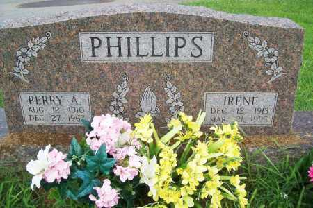 PHILLIPS, PERRY A. - Benton County, Arkansas | PERRY A. PHILLIPS - Arkansas Gravestone Photos
