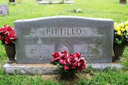 PITTILLO, EURA T. - Benton County, Arkansas | EURA T. PITTILLO - Arkansas Gravestone Photos