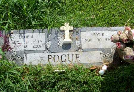 POGUE, DIXIE JEAN - Benton County, Arkansas | DIXIE JEAN POGUE - Arkansas Gravestone Photos