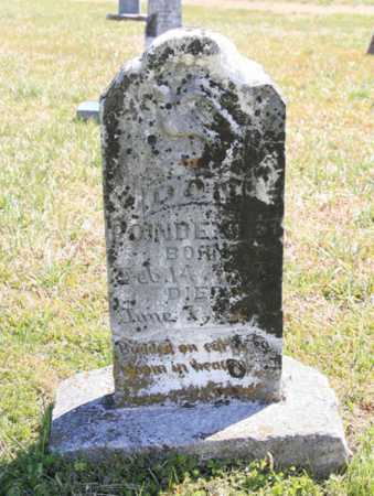 POINDEXTER, DON - Benton County, Arkansas | DON POINDEXTER - Arkansas Gravestone Photos