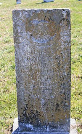 POINDEXTER, THOMAS J - Benton County, Arkansas   THOMAS J POINDEXTER - Arkansas Gravestone Photos