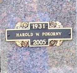 POKORNY (VETERAN KOR), HAROLD W - Benton County, Arkansas | HAROLD W POKORNY (VETERAN KOR) - Arkansas Gravestone Photos