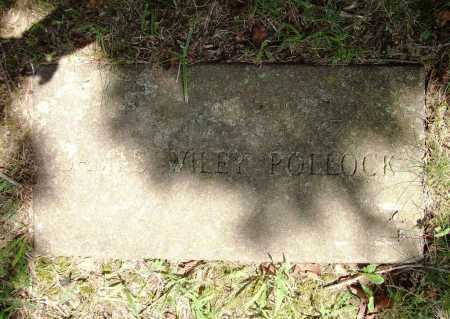 POLLOCK, JAMES WILEY - Benton County, Arkansas | JAMES WILEY POLLOCK - Arkansas Gravestone Photos
