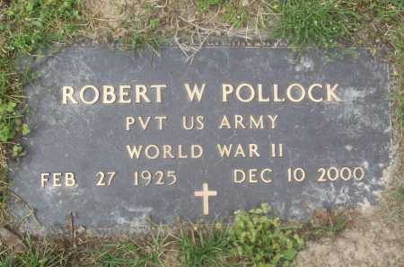 "POLLOCK (VETERAN WWII), ROBERT WILLIAM ""BOB"" - Benton County, Arkansas | ROBERT WILLIAM ""BOB"" POLLOCK (VETERAN WWII) - Arkansas Gravestone Photos"