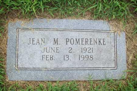 POMERENKE, JEAN M. - Benton County, Arkansas | JEAN M. POMERENKE - Arkansas Gravestone Photos
