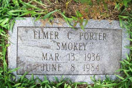 "PORTER, ELMER C. ""SMOKEY"" - Benton County, Arkansas 