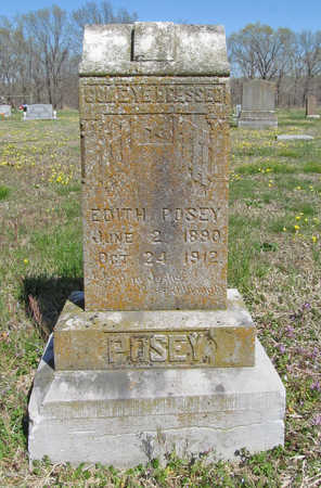 POSEY, EDITH - Benton County, Arkansas | EDITH POSEY - Arkansas Gravestone Photos