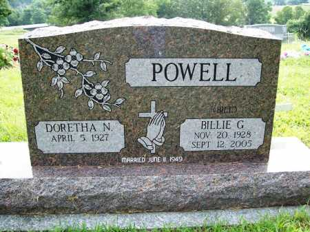 "POWELL, BILLIE G. ""BILL"" - Benton County, Arkansas 