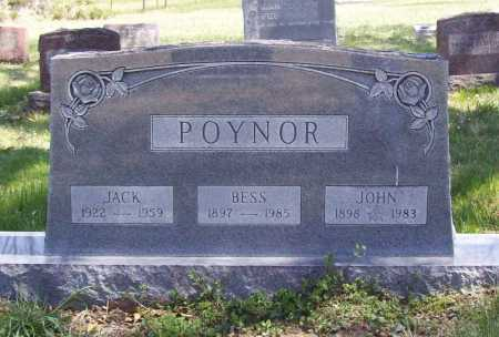 POYNER, JACK - Benton County, Arkansas | JACK POYNER - Arkansas Gravestone Photos