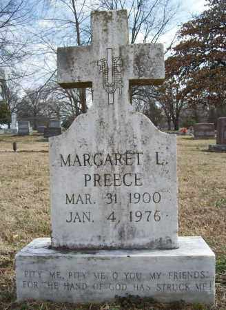ROYSTER PREECE, MARGARET L - Benton County, Arkansas | MARGARET L ROYSTER PREECE - Arkansas Gravestone Photos