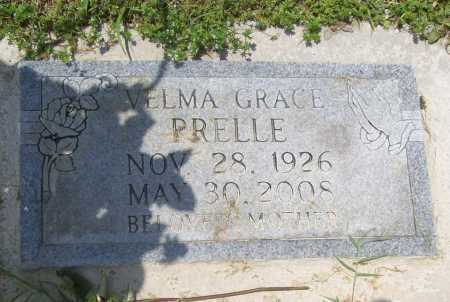 PRELLE, VELMA GRACE - Benton County, Arkansas | VELMA GRACE PRELLE - Arkansas Gravestone Photos