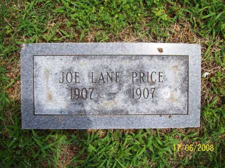 PRICE, JOE LANE - Benton County, Arkansas | JOE LANE PRICE - Arkansas Gravestone Photos