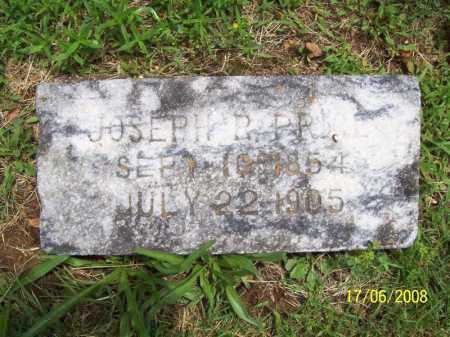 PRICE, JOSEPH R. - Benton County, Arkansas | JOSEPH R. PRICE - Arkansas Gravestone Photos