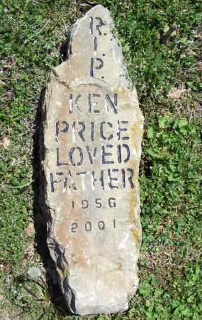 PRICE, KEN - Benton County, Arkansas | KEN PRICE - Arkansas Gravestone Photos