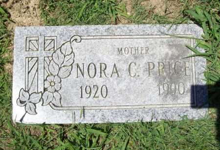 PRICE, NORA C. - Benton County, Arkansas | NORA C. PRICE - Arkansas Gravestone Photos