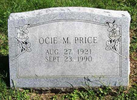 PRICE, OCIE M. - Benton County, Arkansas | OCIE M. PRICE - Arkansas Gravestone Photos